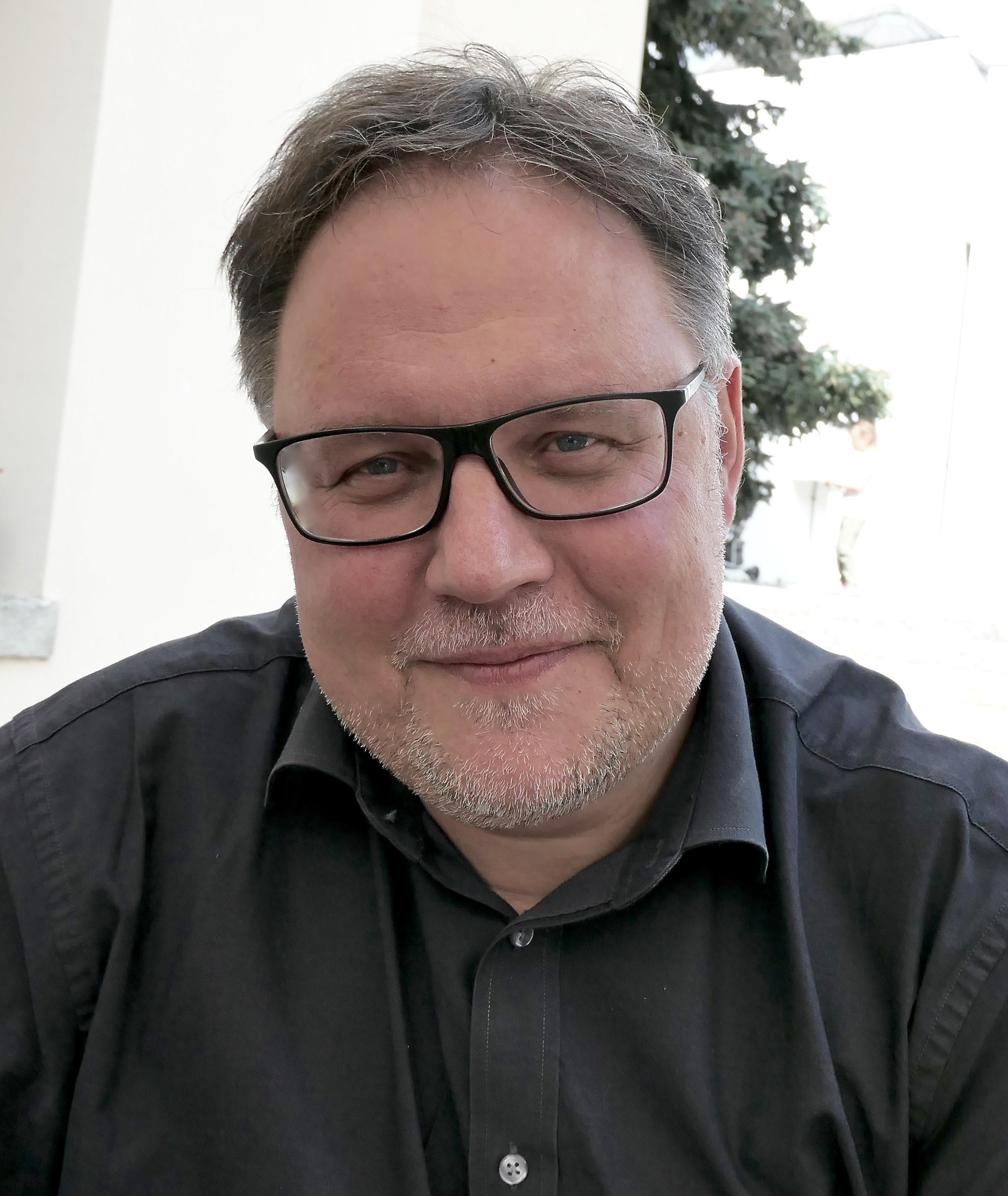 Dr. phil. Mario Pfammatter