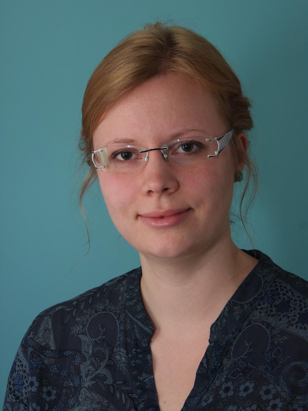 M. Sc. Annegret Habich